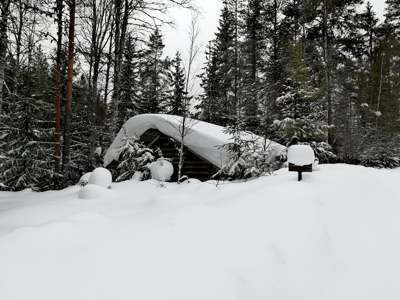 Schweden im Winter mit dem VW Bus – Gävle