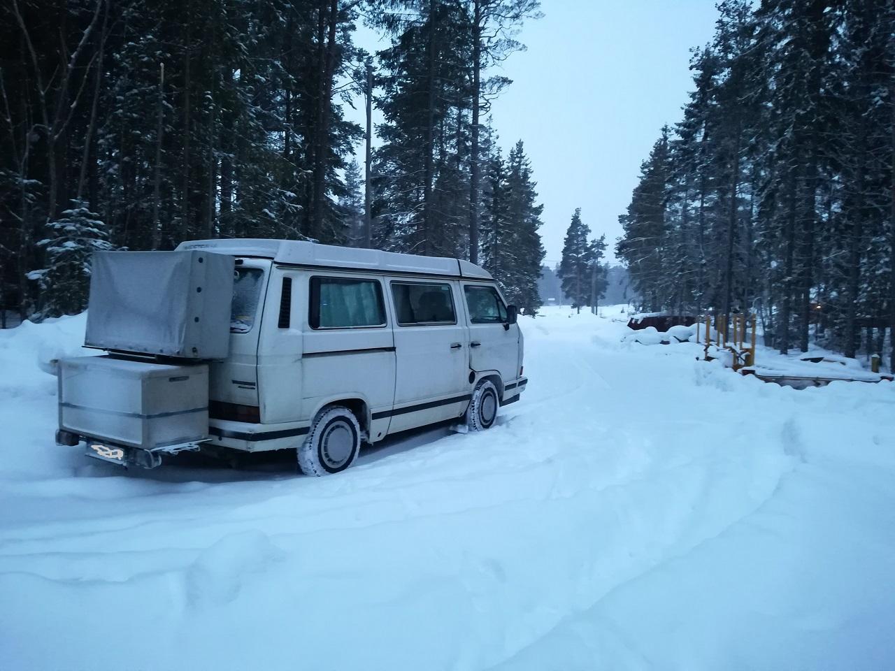 VW T3 in GÄvle