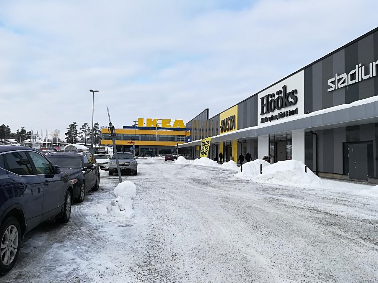Ikea in Gävle