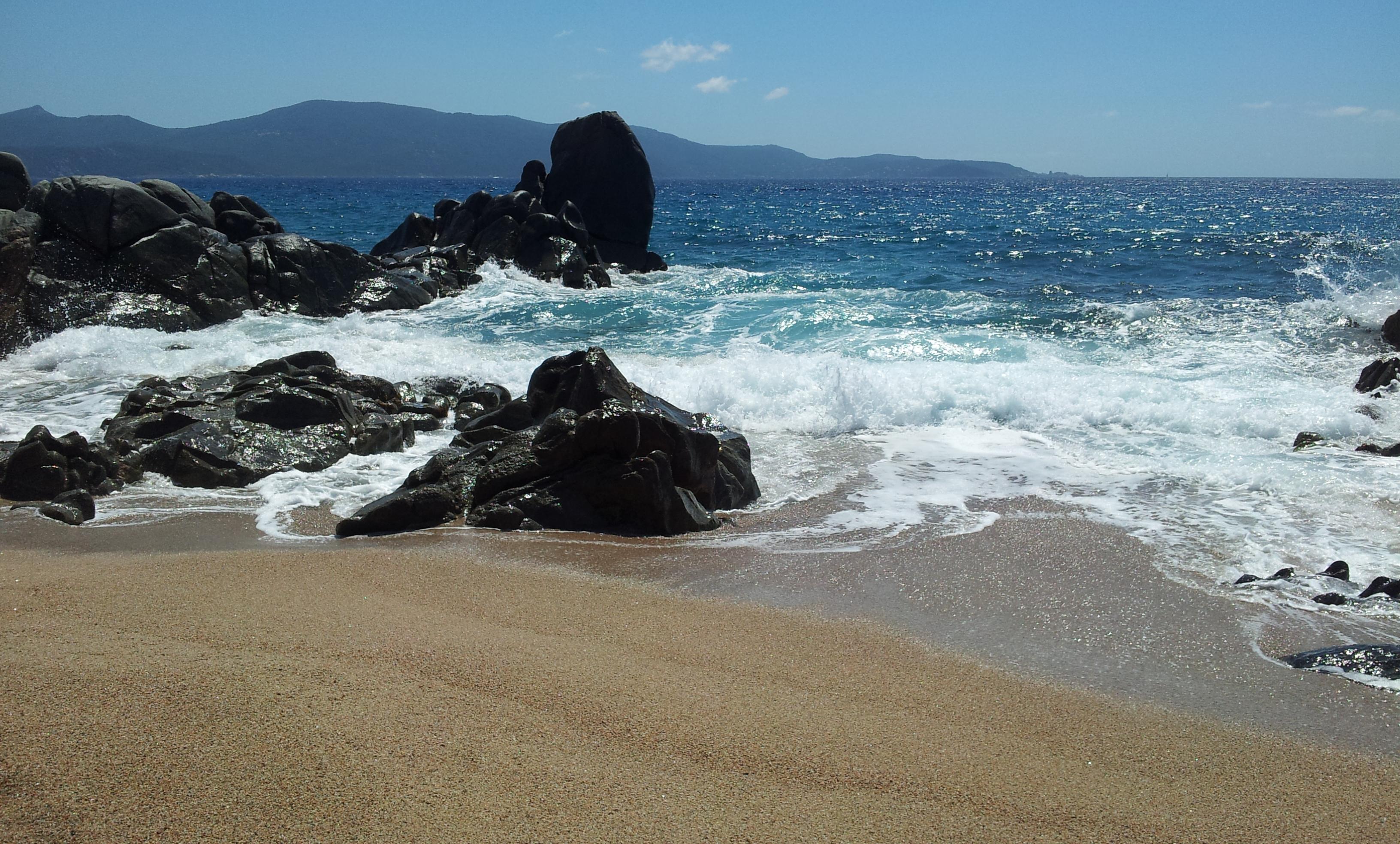Das erste Mal Korsika Planung und Fähre