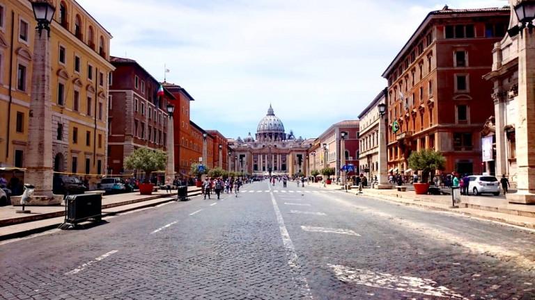 2 Tage Rom mit Übernachtung im Kloster