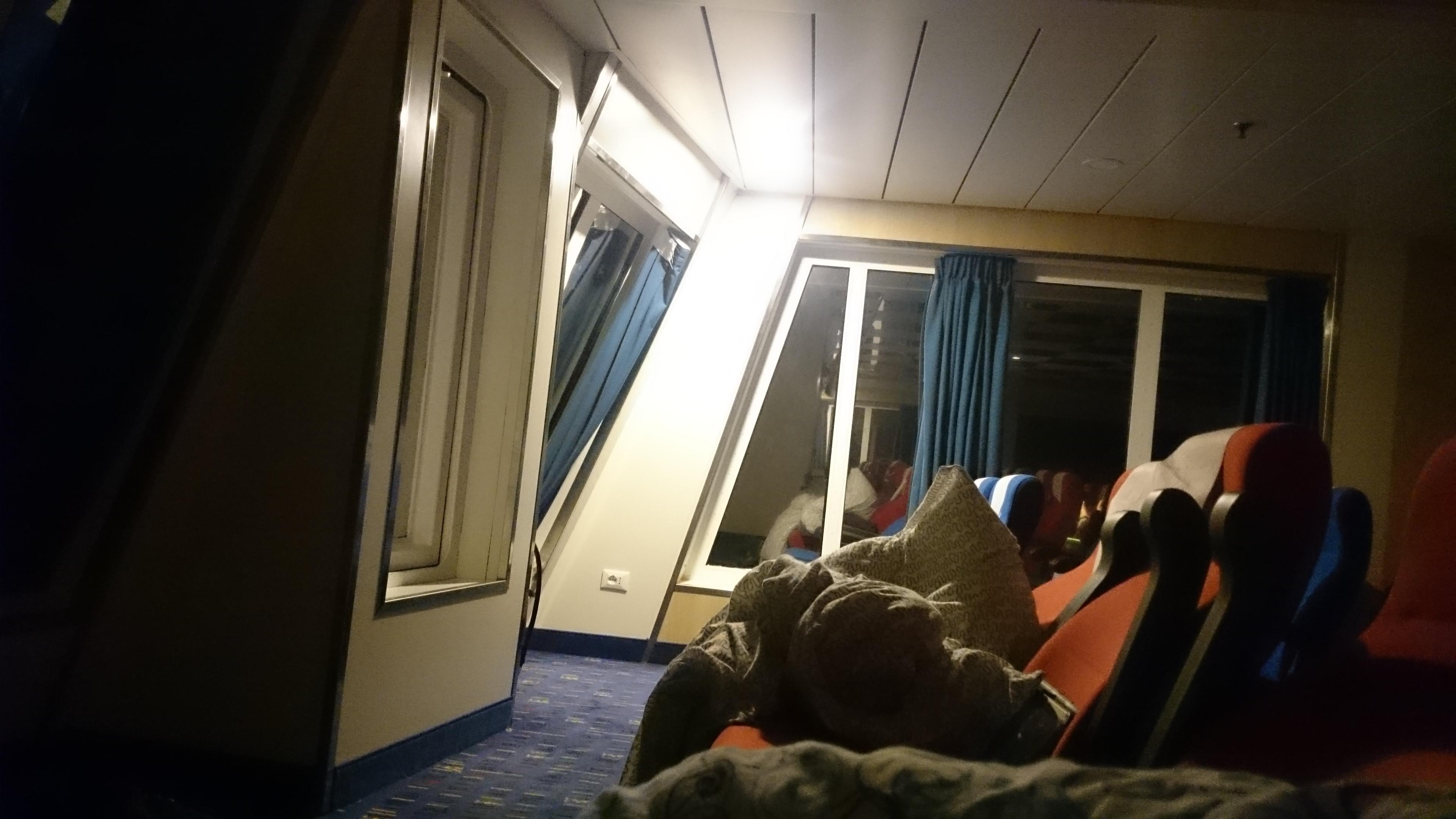 Moby Lines Nachftfähre nach Korsika