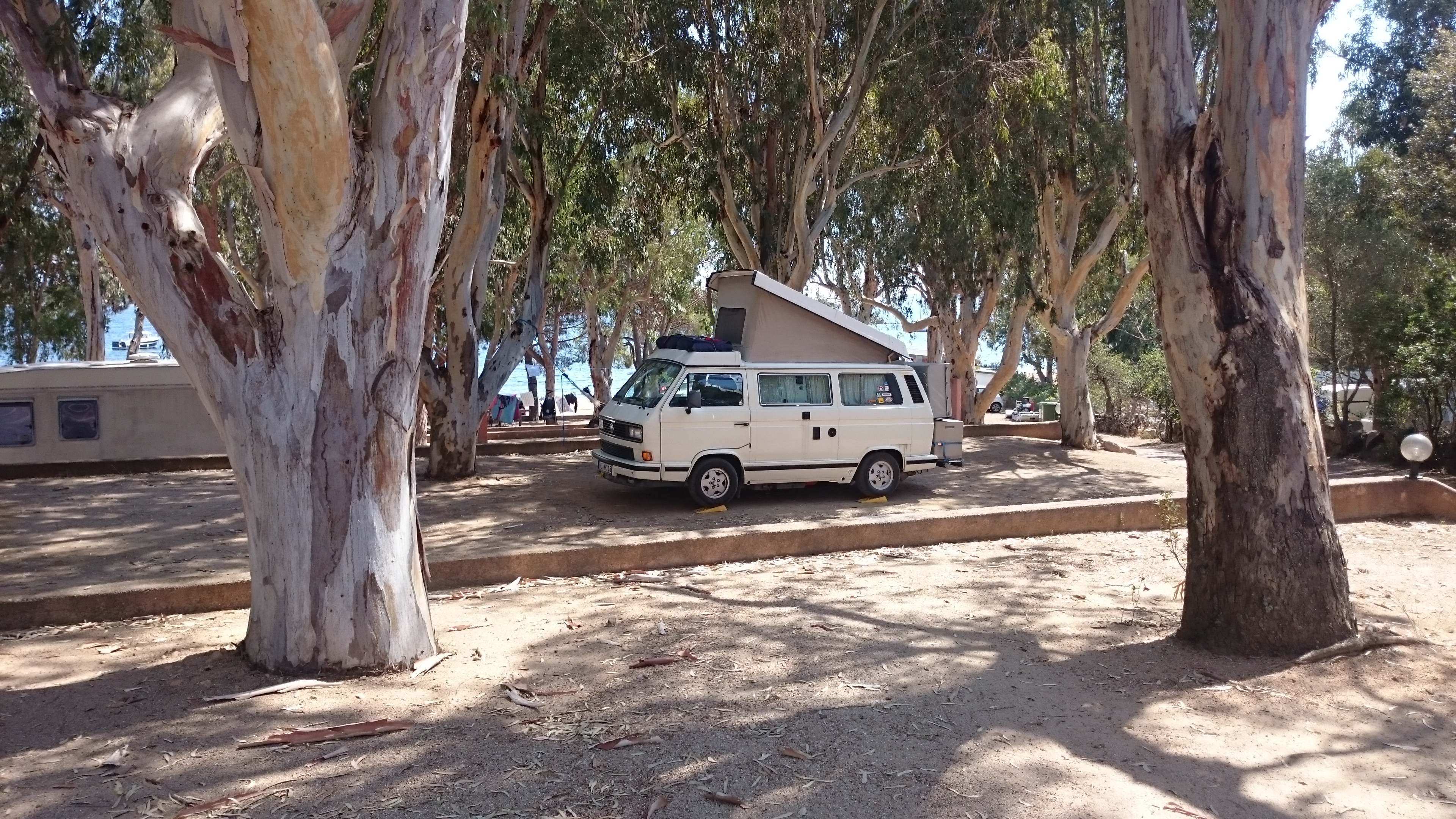 Campingplatz La Baie des Voiles