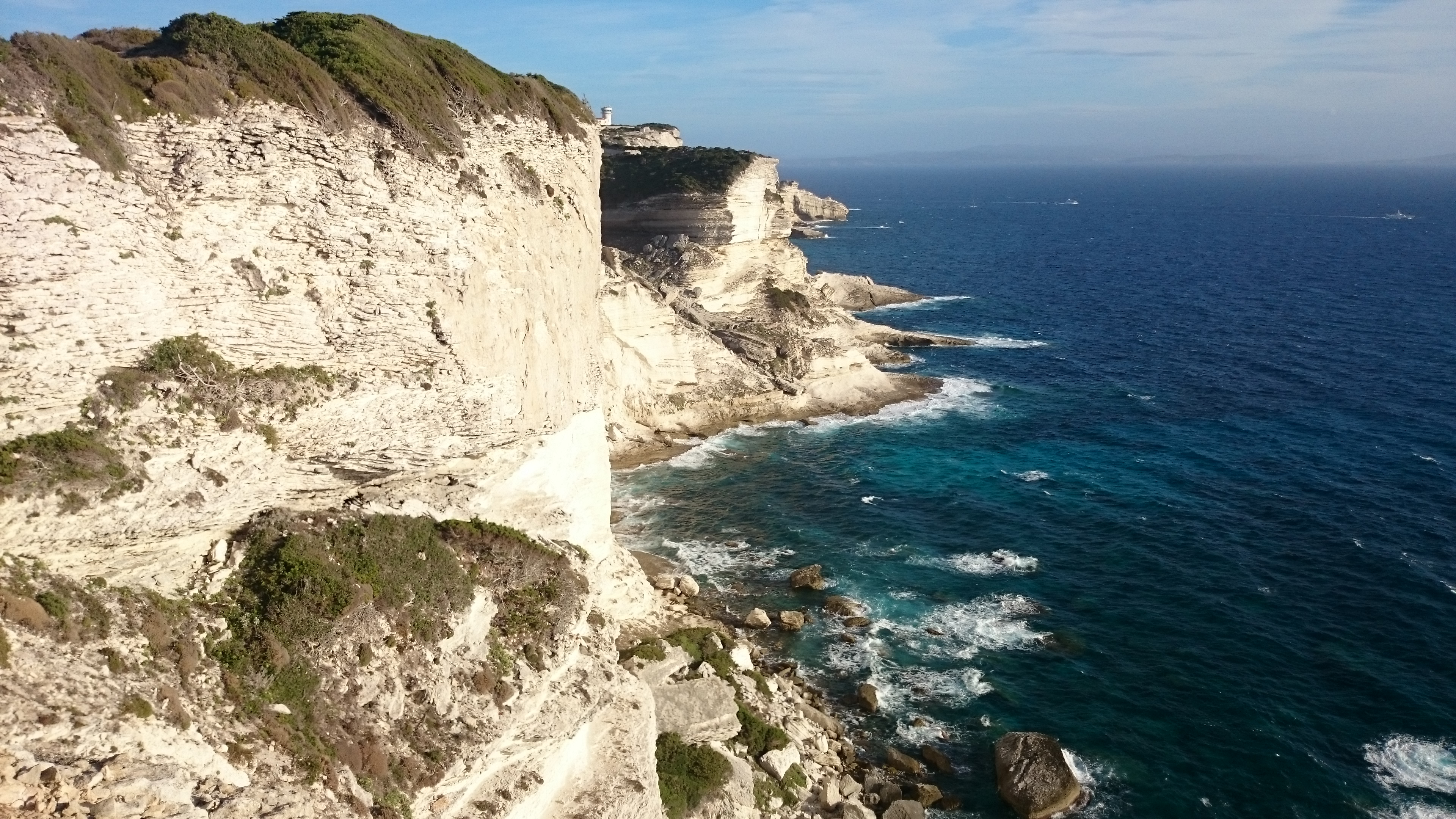 Klippen von Bonifacio