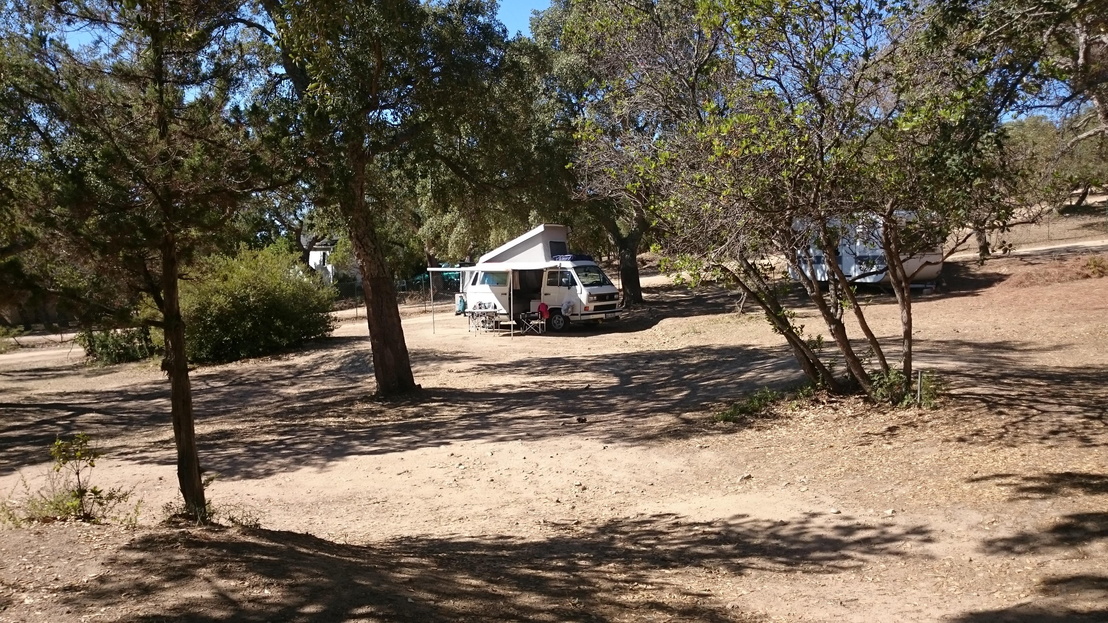 Camping Le Damier Korsika