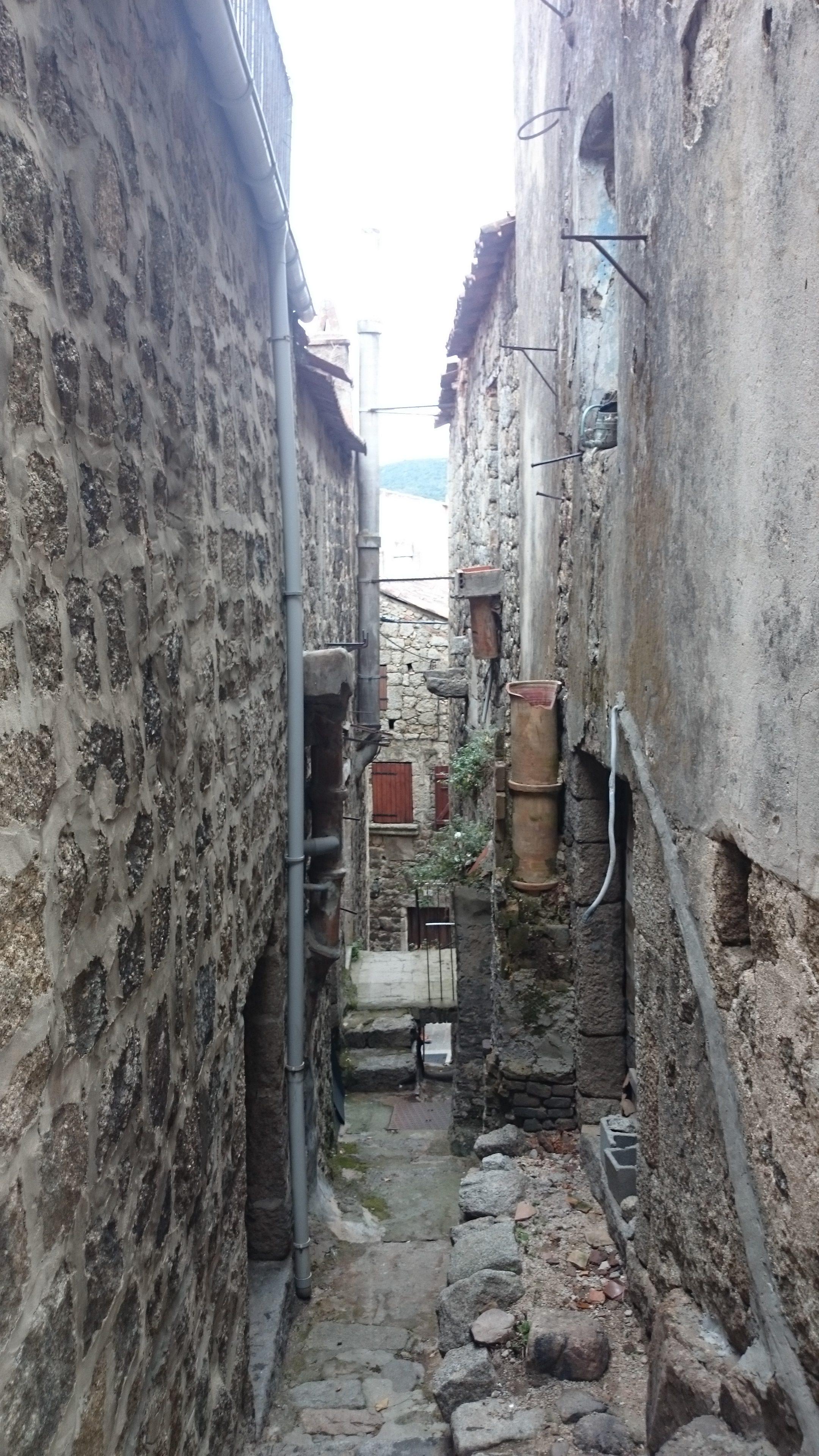 Altstadt in Sartene