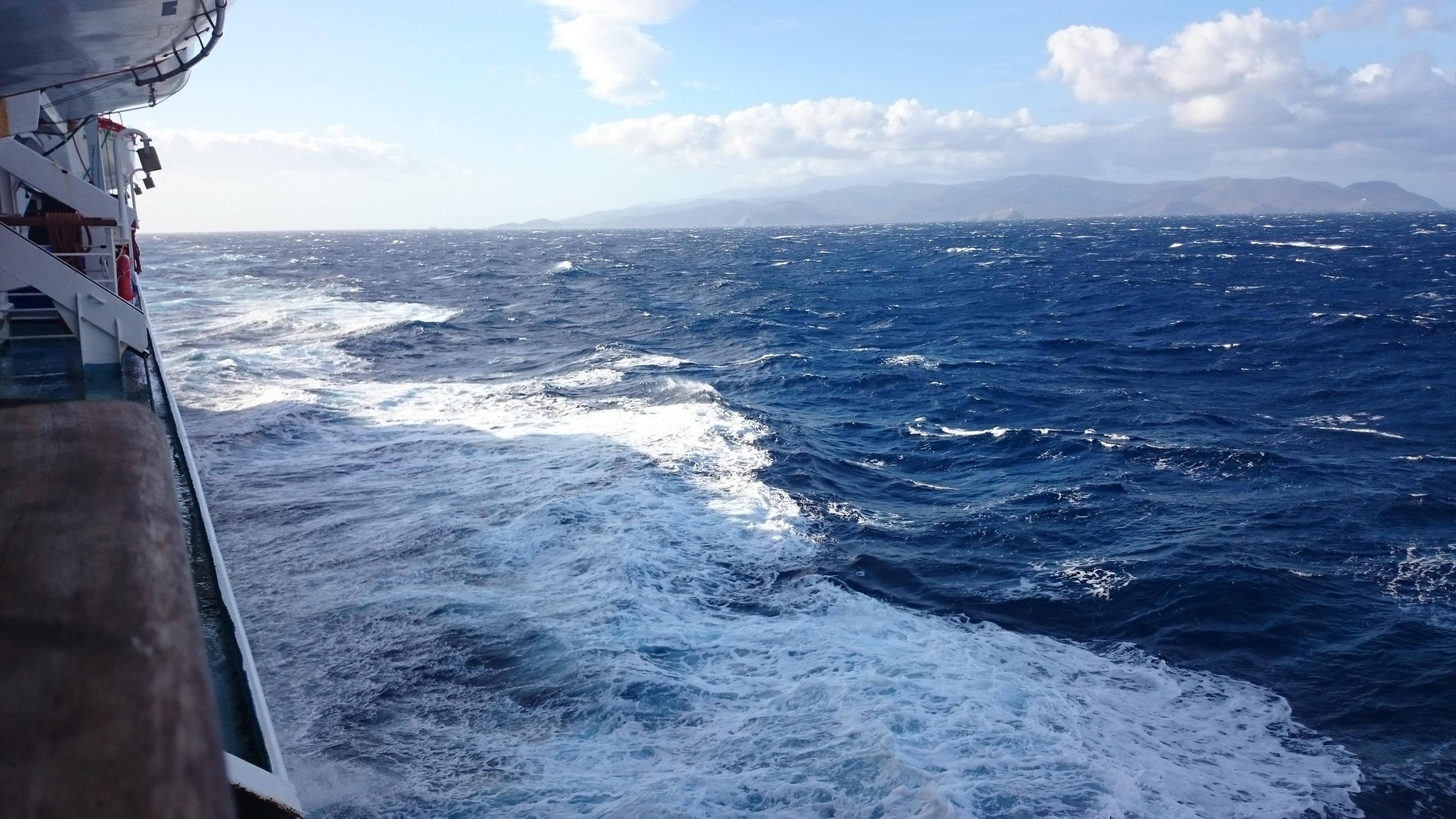 Fähre Korsika