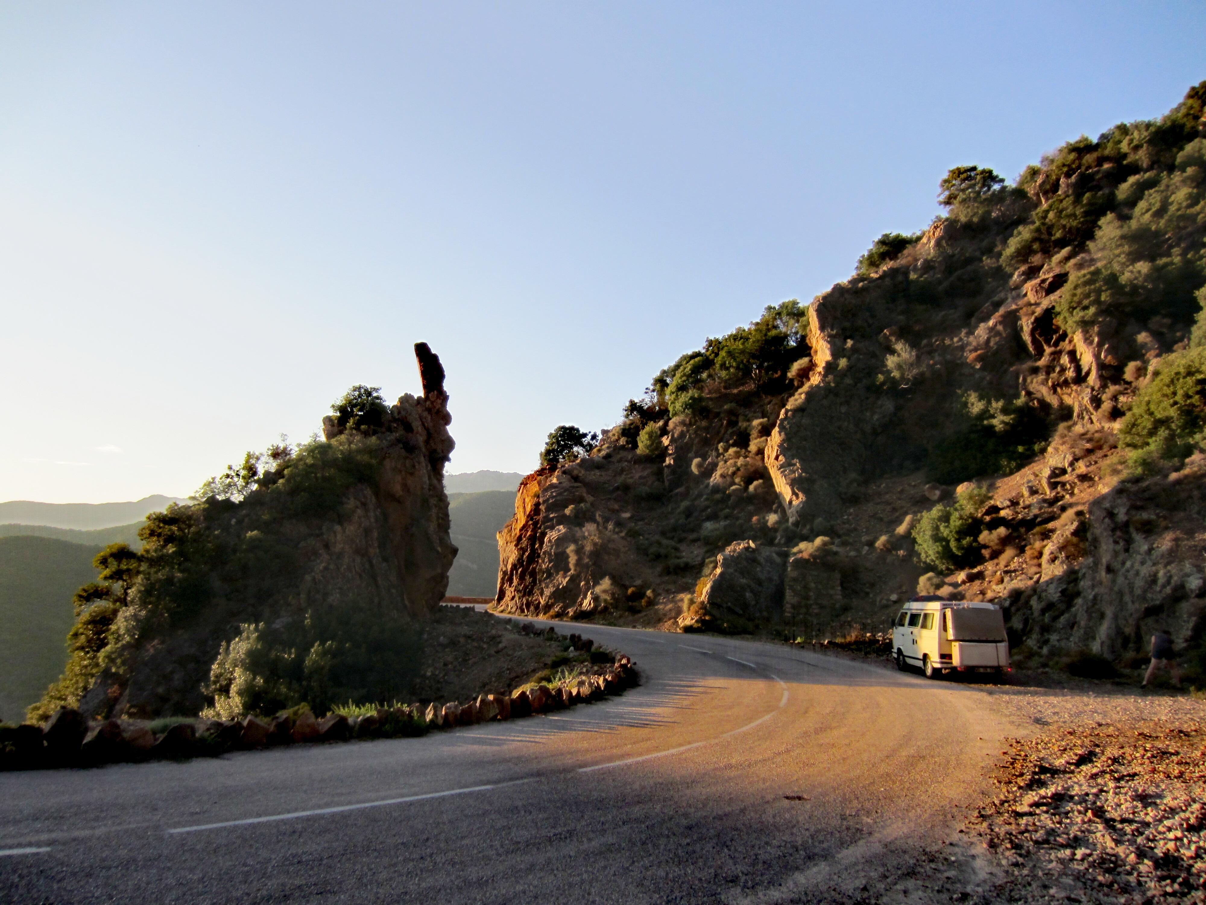 D81b durch die Calanche auf Korsika