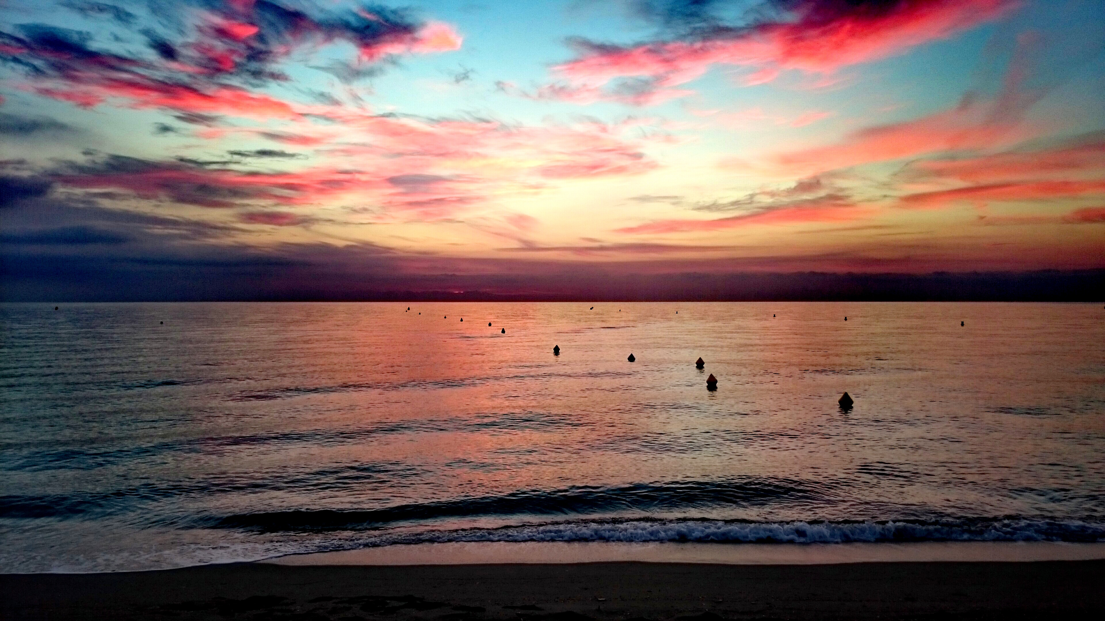 Plage de Biguglia Korsika