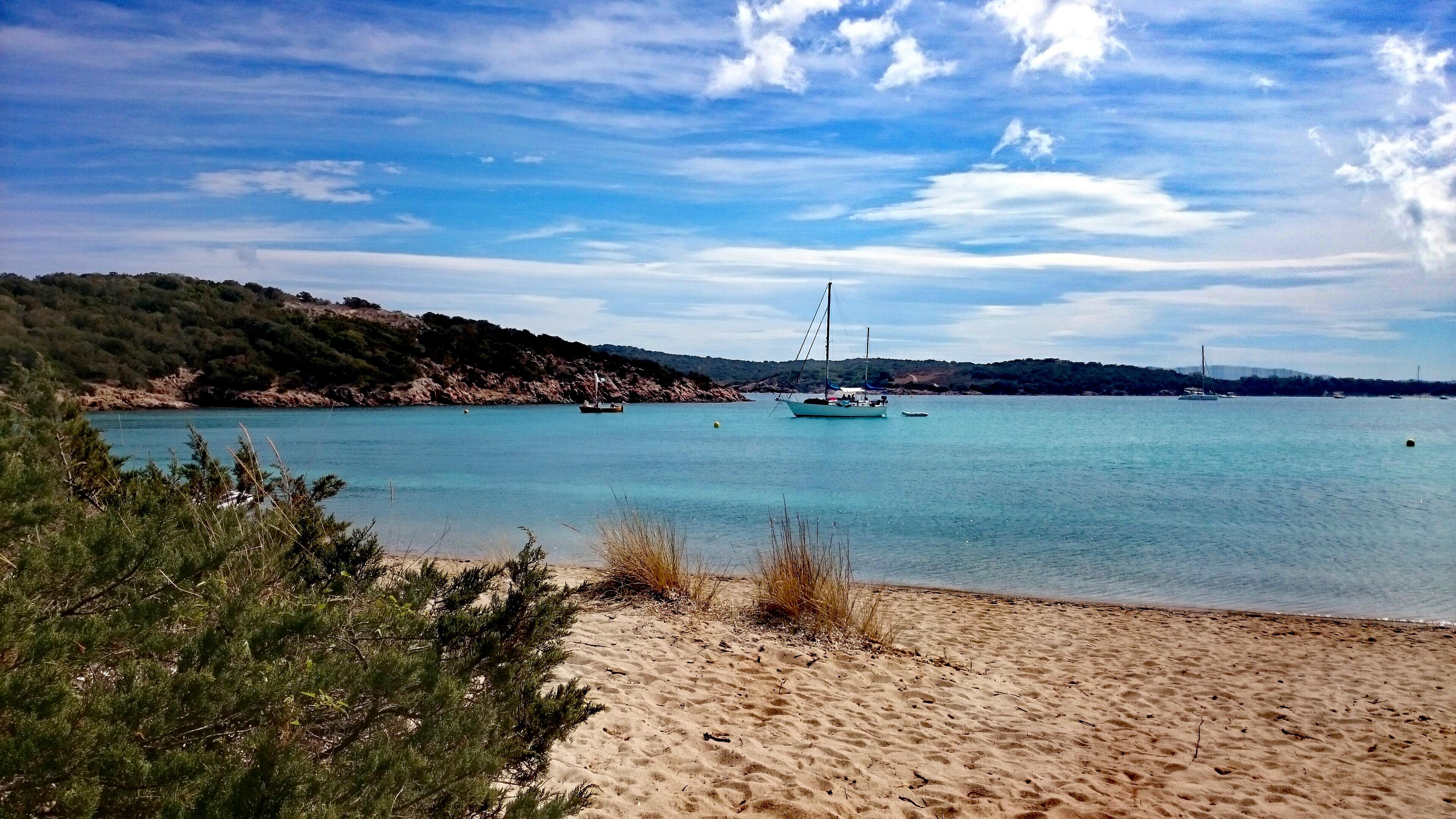 Rondinara Strand auf Korsika