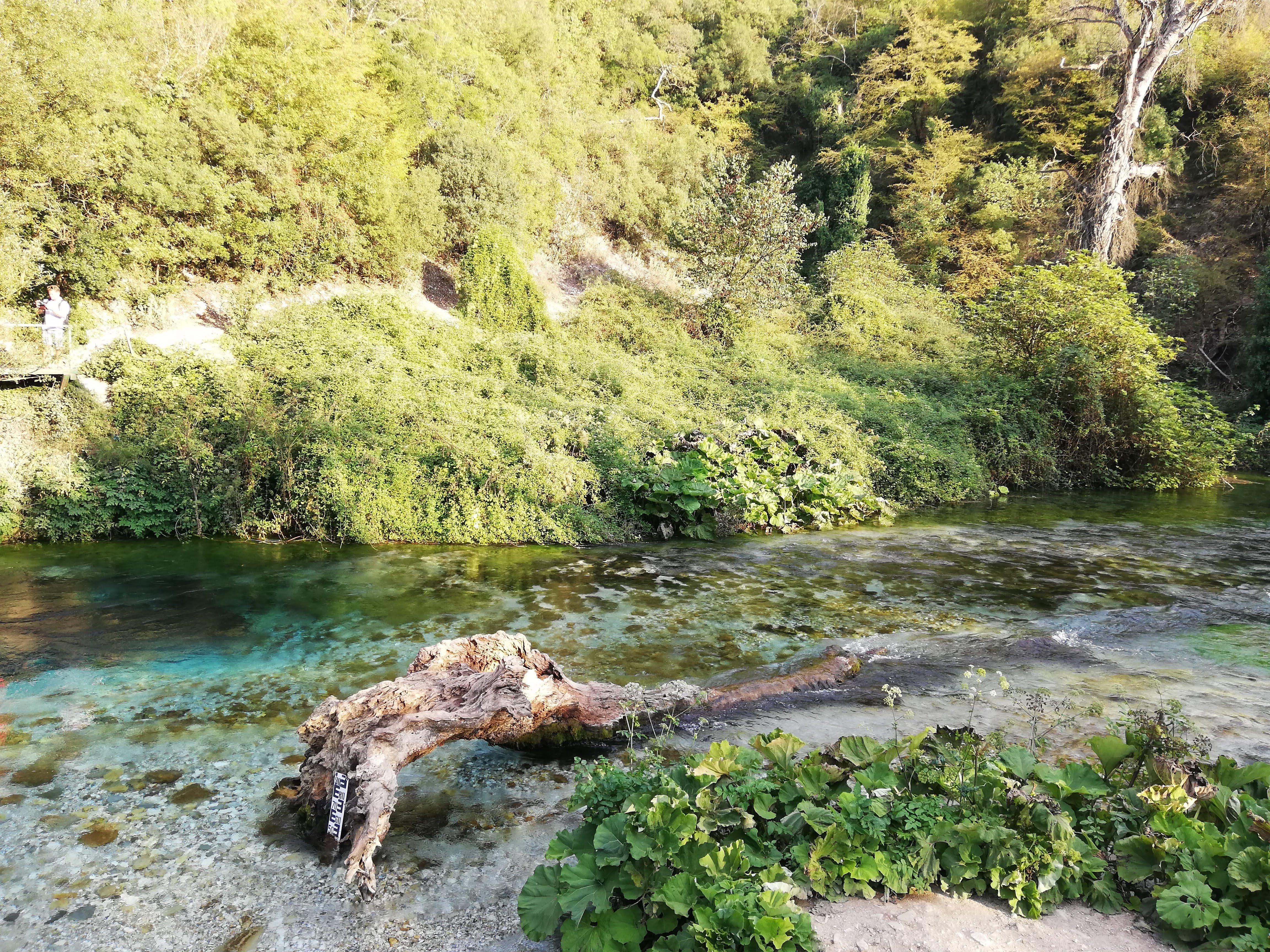 Syri I Kaltër ein grünes Paradies in Albanien