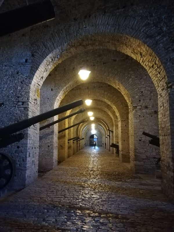 Albanien Festung