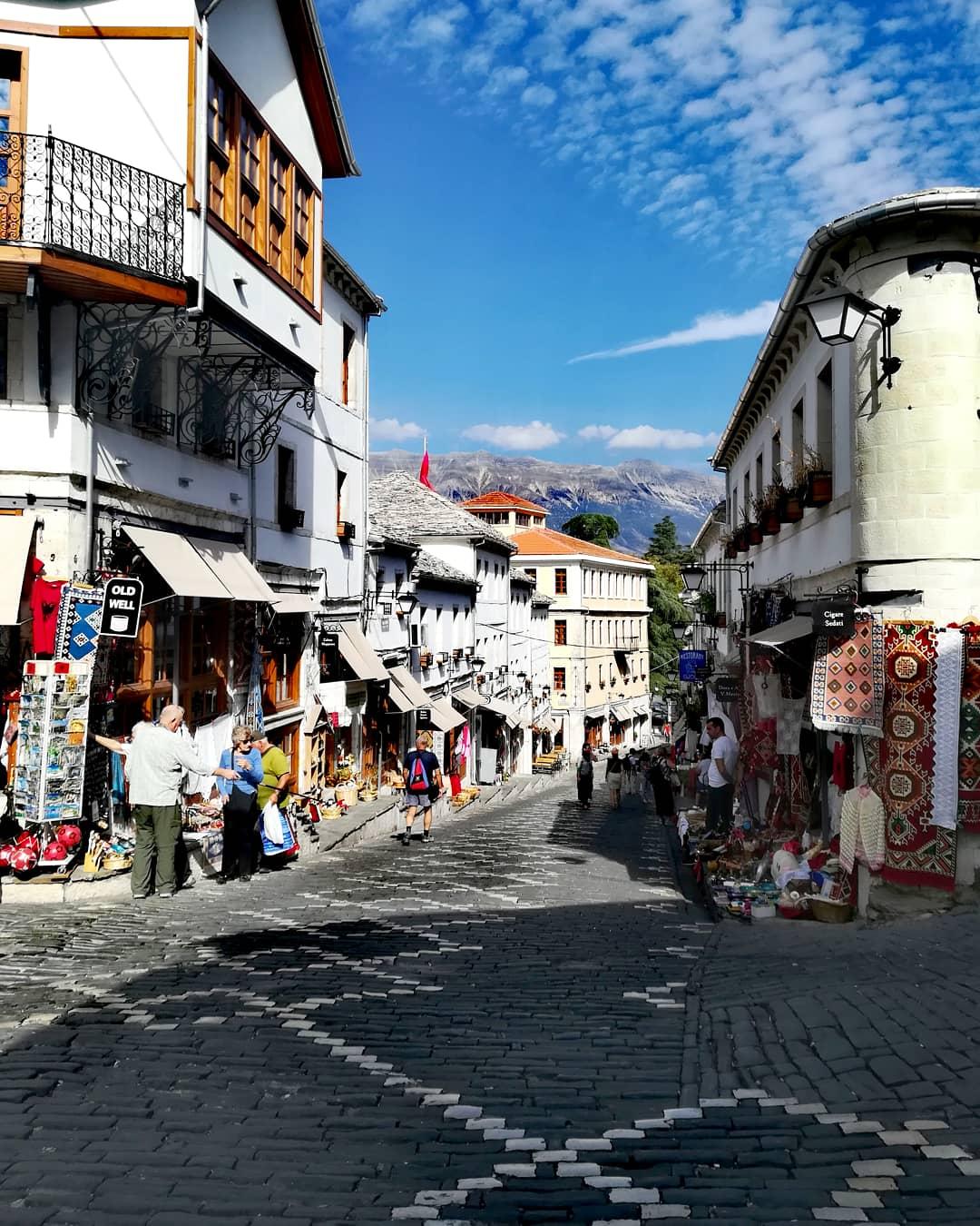 Qafar e Bazarit Gjirokastra
