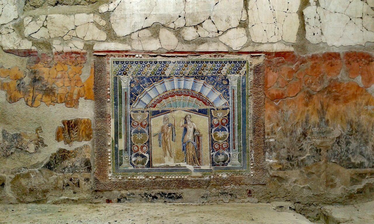 Italien Herculaneum – die unbekannte Schwester von Pompeii