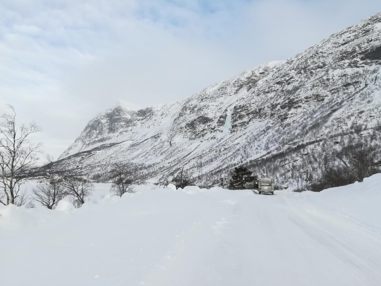 Nationalpark Stora Sjöfallet