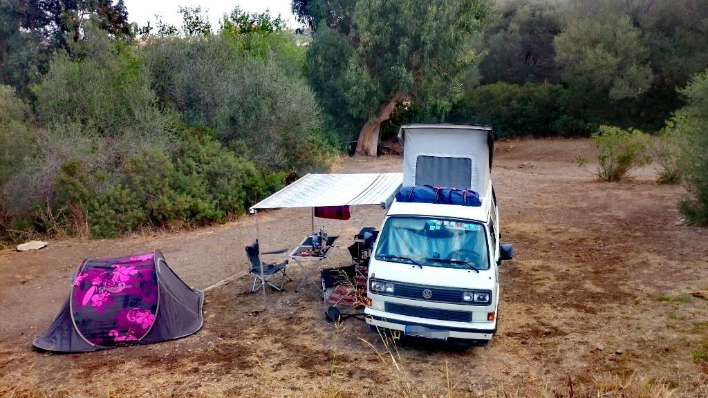 Korsika Balagne T3 Camping VW Bus