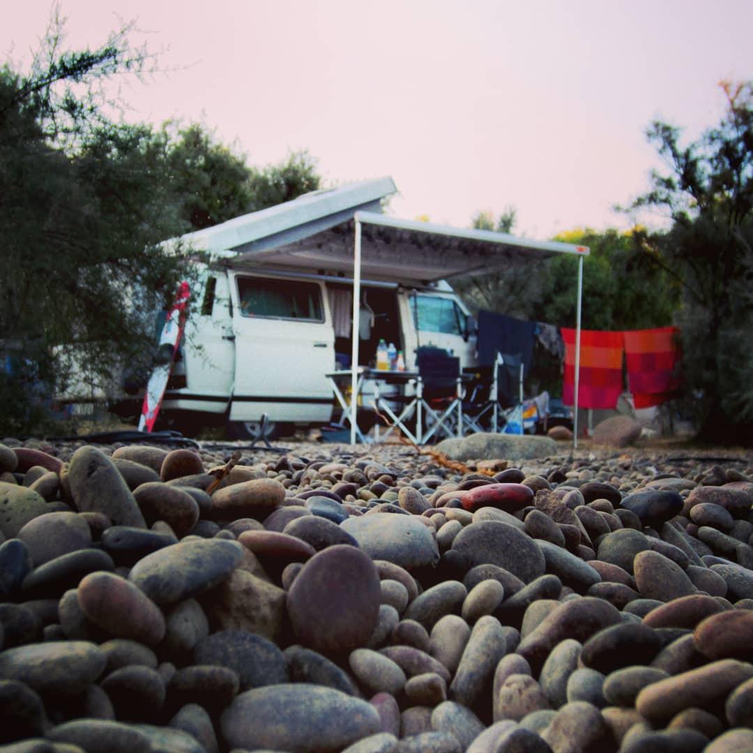 Korsika Campingplatz La Morsetta