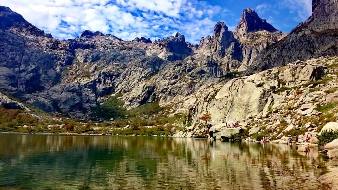 Lac de Melo im Restonica Tal