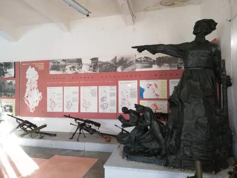 Waffenmuseum Gjirokastra