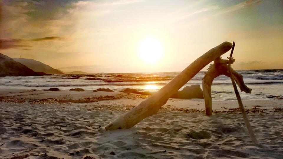 Ostriconi Beach Corse