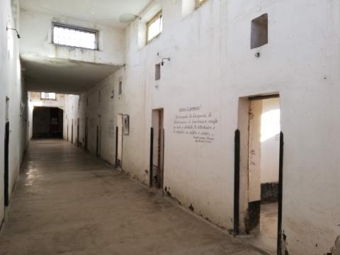 Gefängnis in Gjirokastra