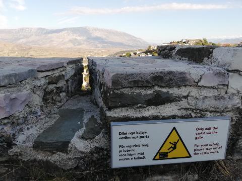 Albanien hat Humor