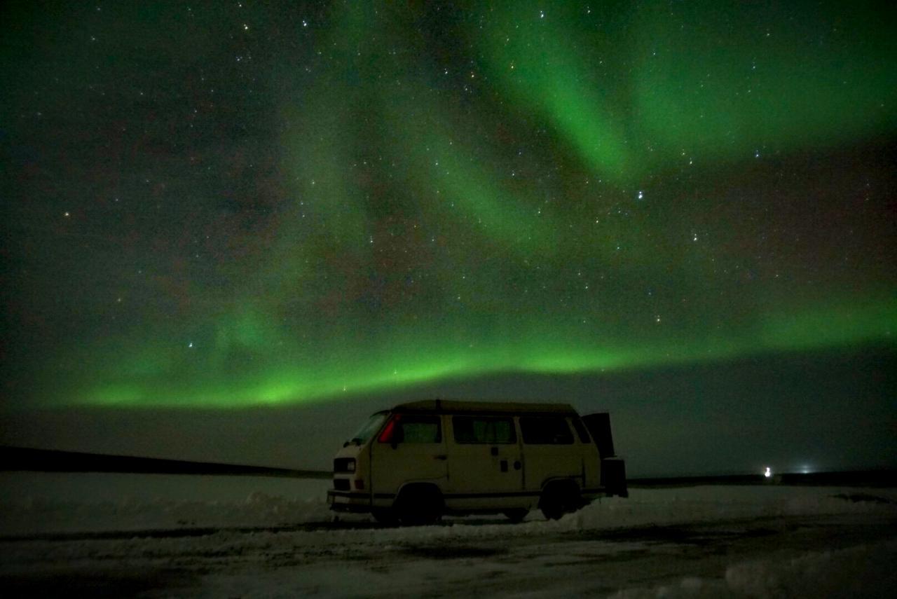 Vesterålen Polarlichter und T3