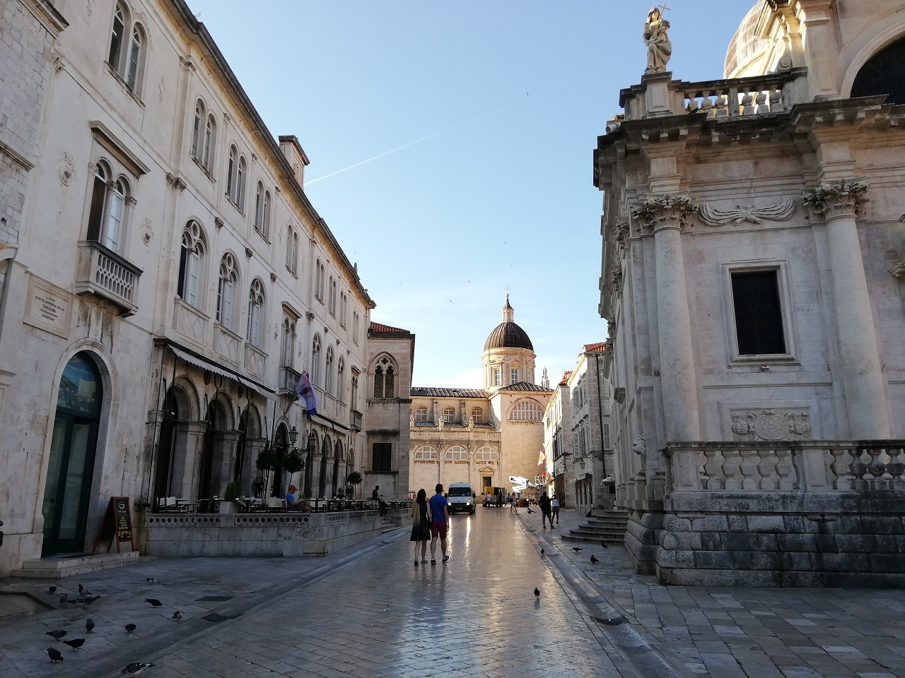 Stradun Placa Dubrovnik