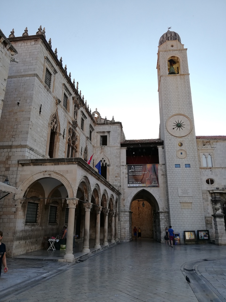 Rektorenpalast Dubrovnik