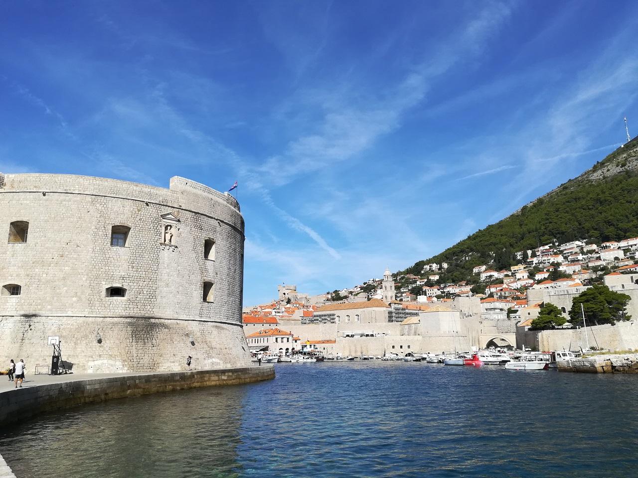 Dubrovnik ohne Touristen…schwierig, aber machbar!