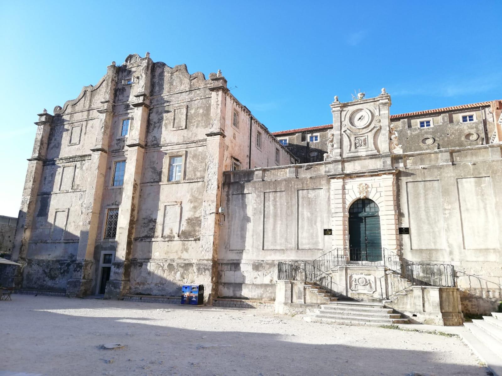 Dubrovnik Kirche St. Ignatius