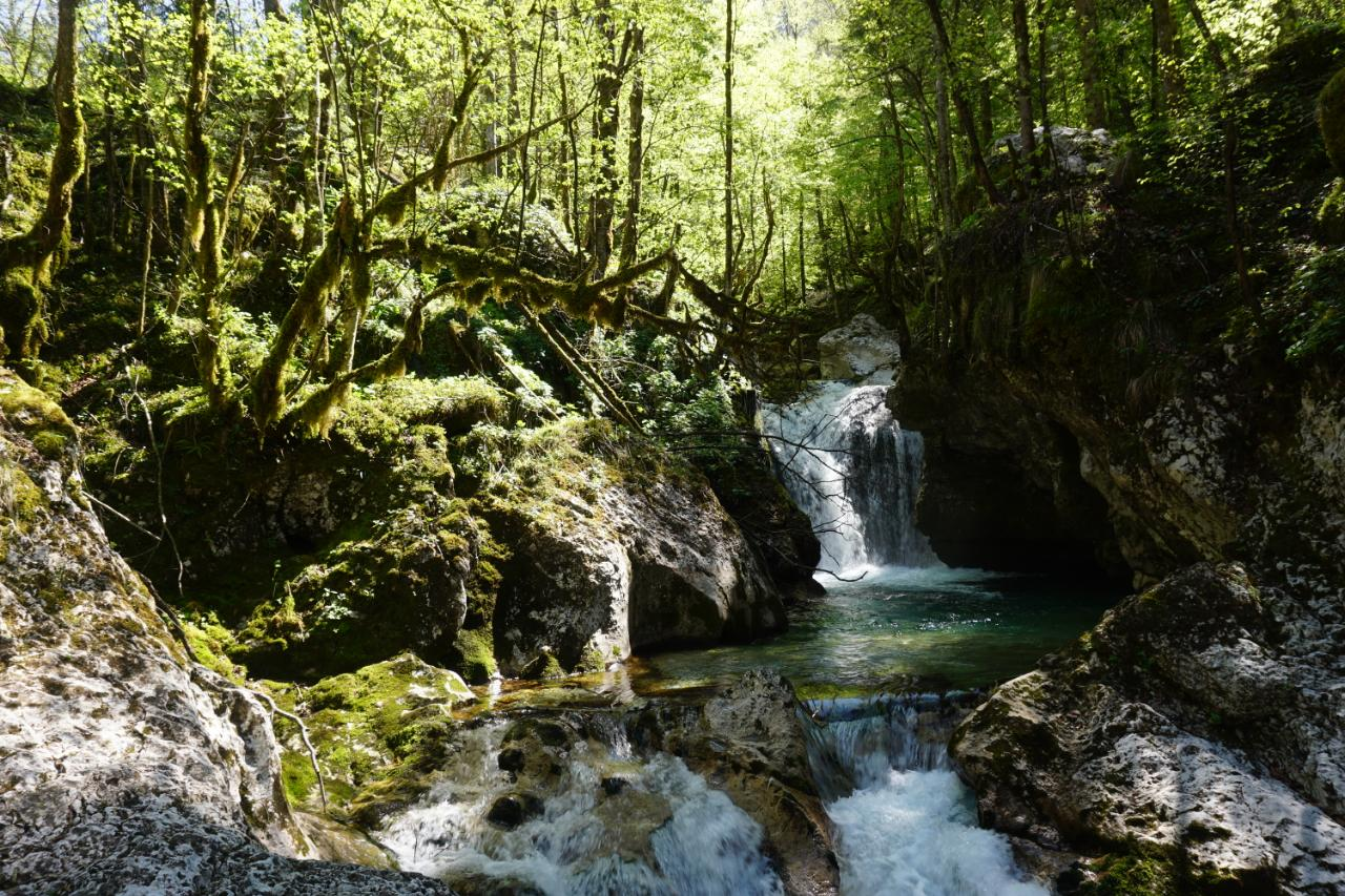 Sunikov Wasserfall