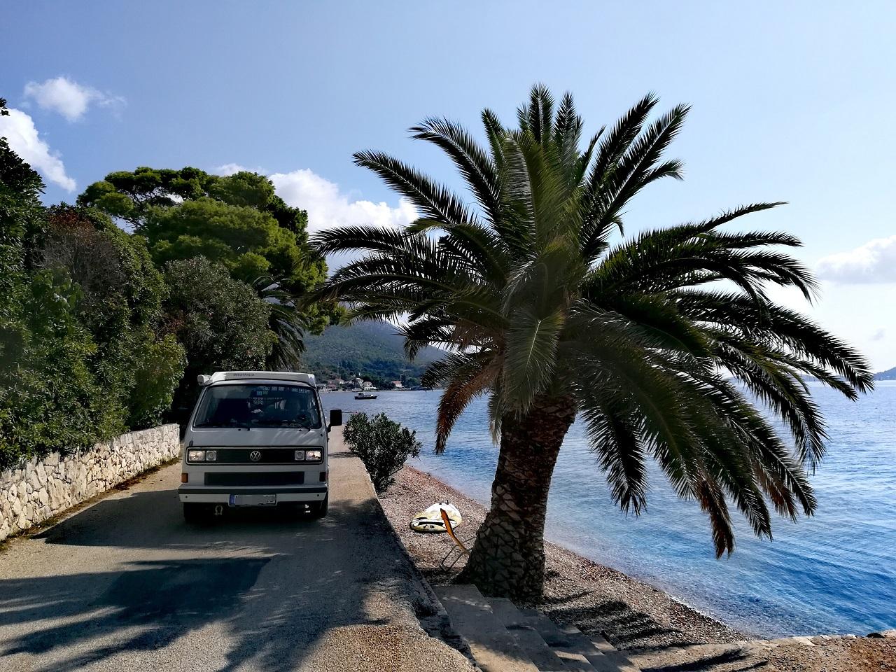 Strandpromenade Orebic
