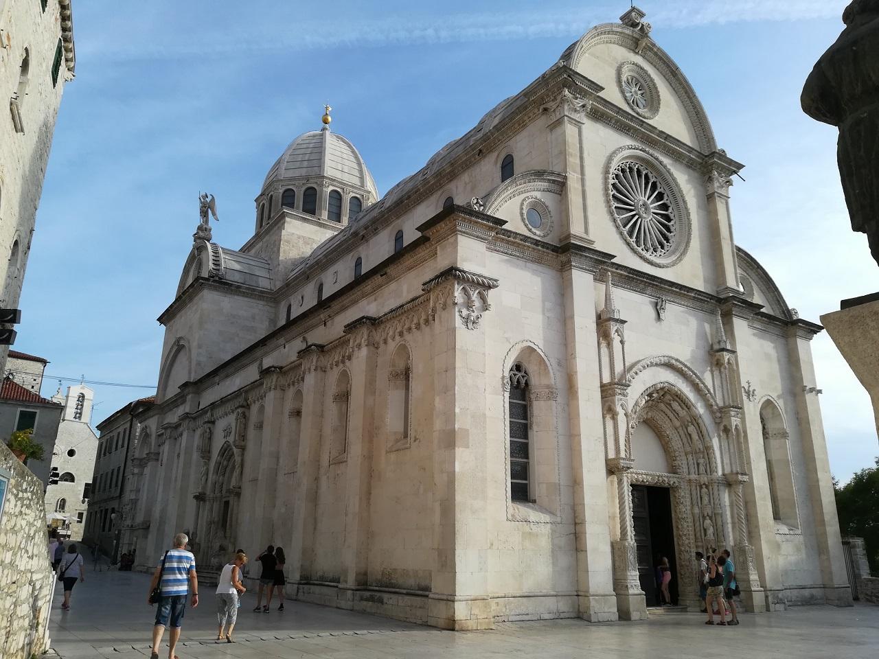 Kathedrale des Heiligen Jakob in SIbenik