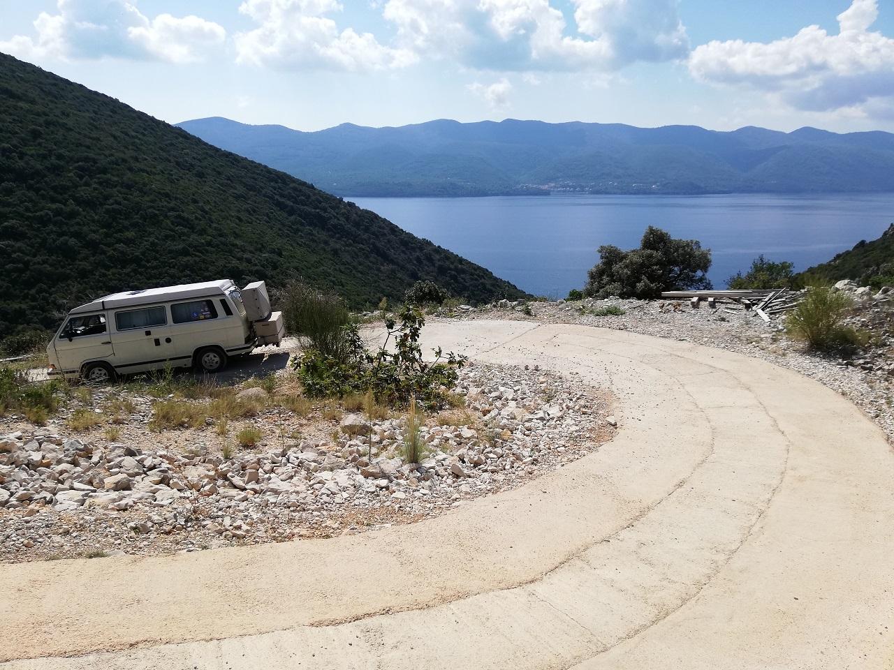 Peljesac – Schakale in Kroatien