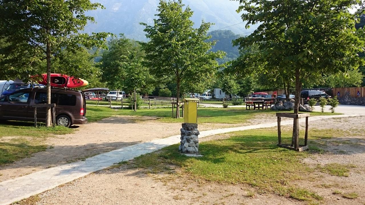 Camp Lazar Slowenien