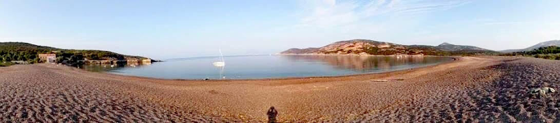 Strand von Argentella
