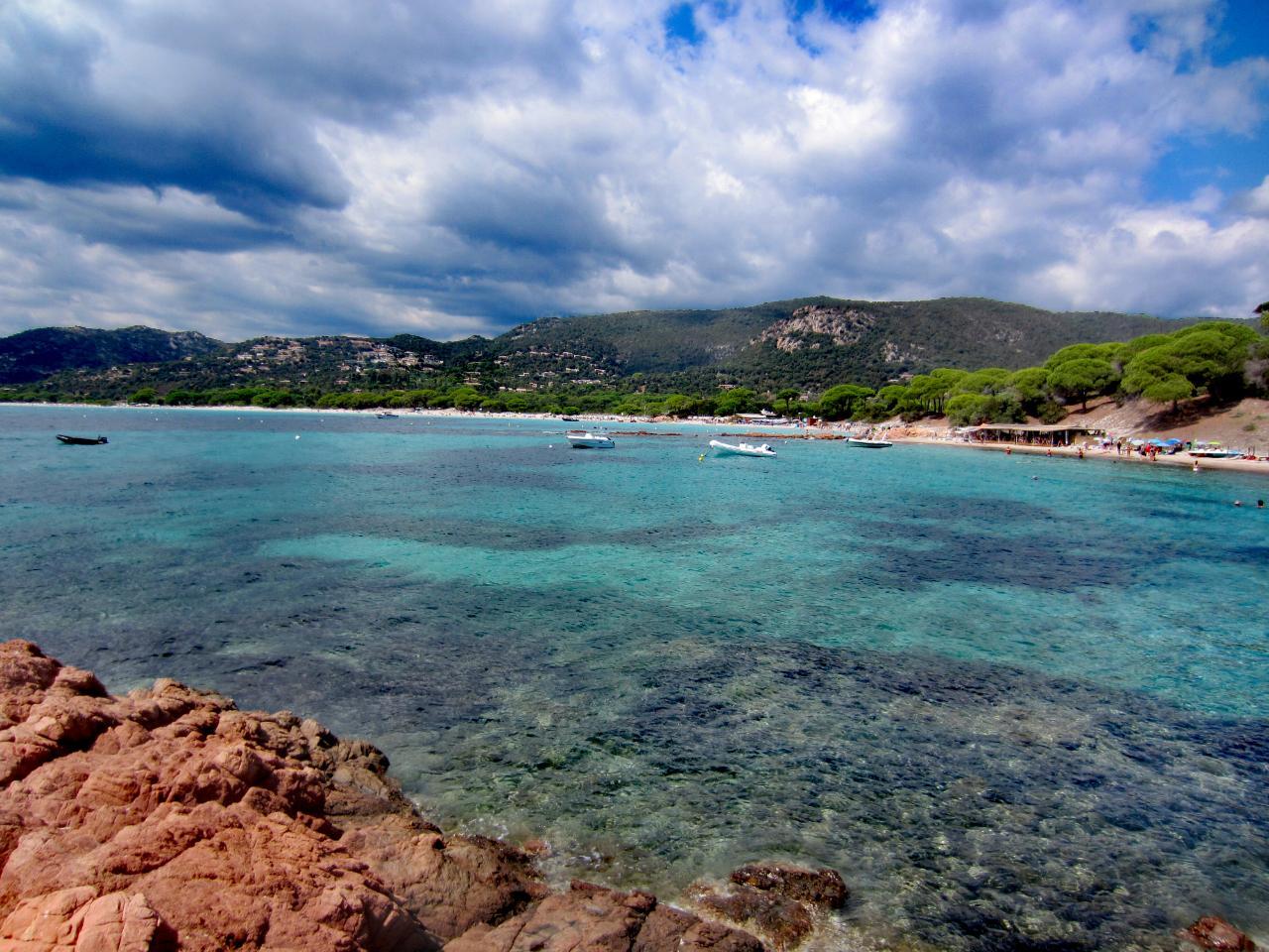 Palombaggia Strand Korsika