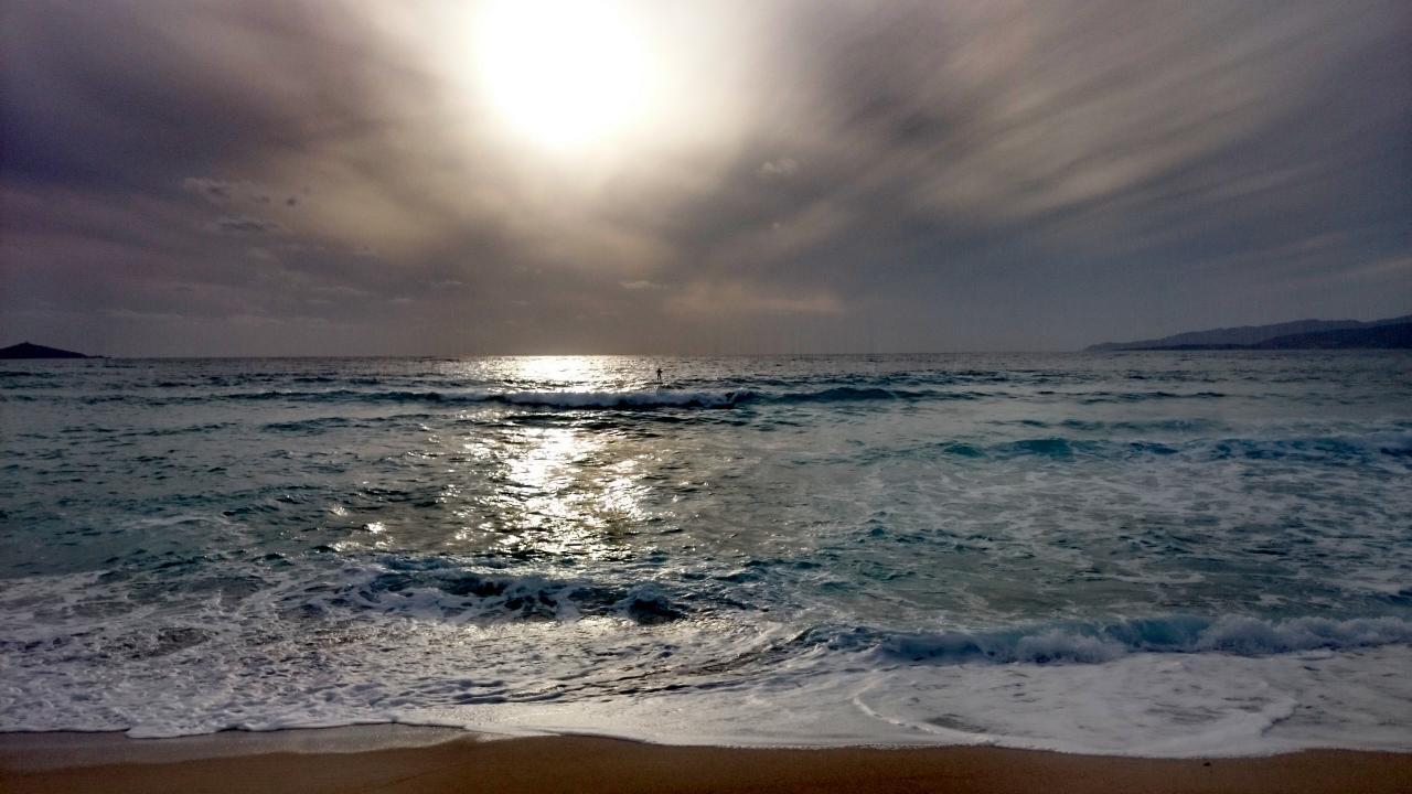 Strand von Propriano