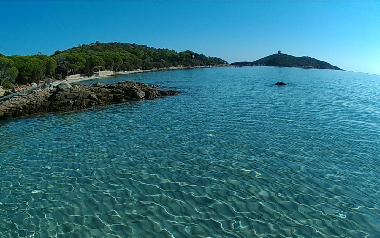 Strand Pinarellu Korsika