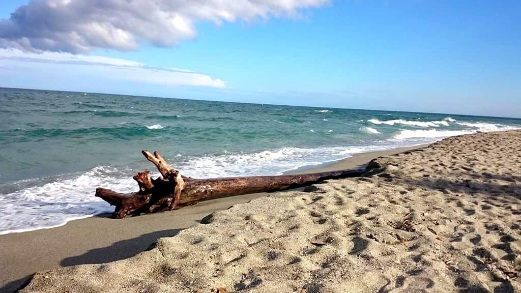 Strand von Aleria