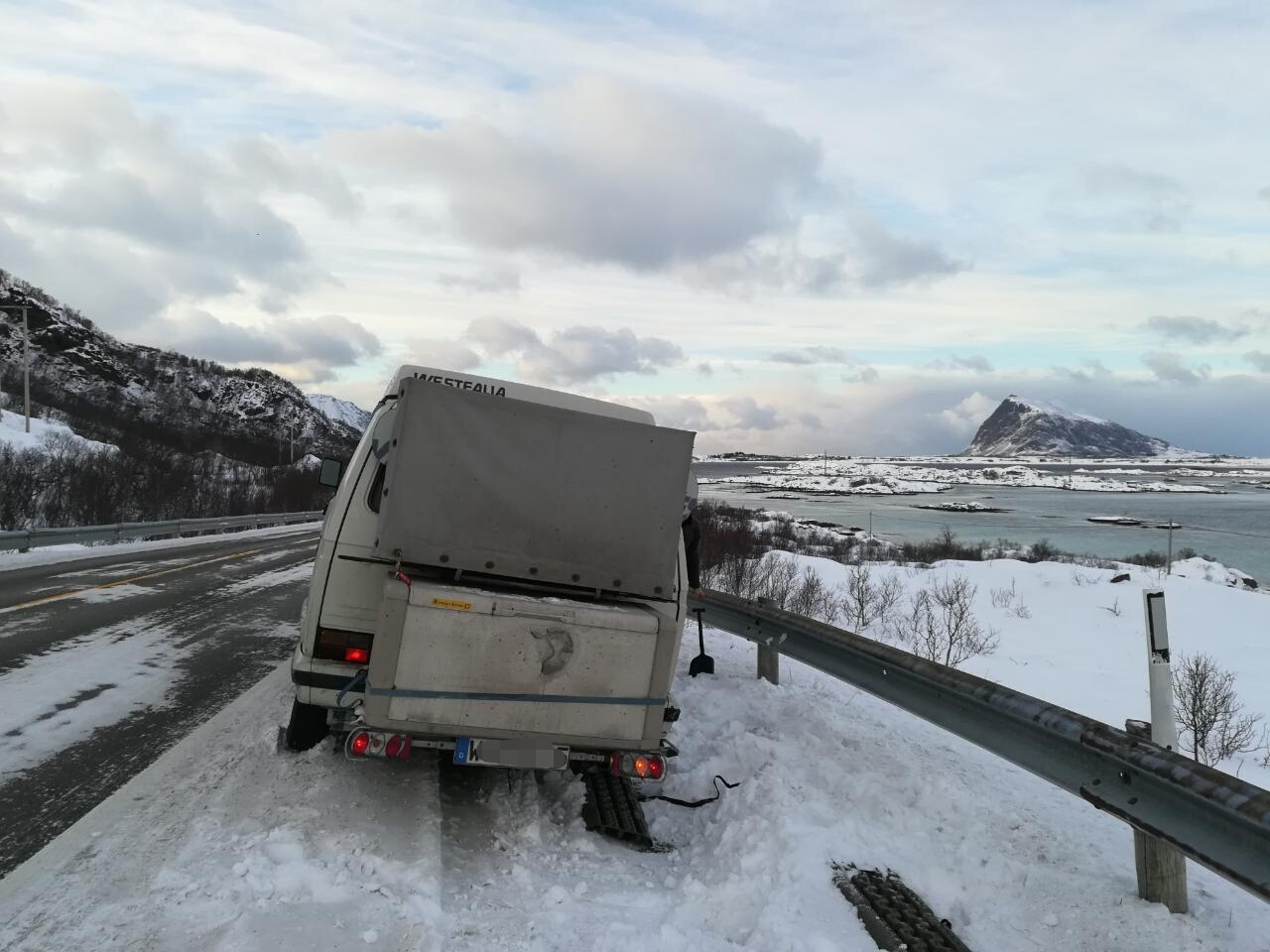Lofoten Winter Camping