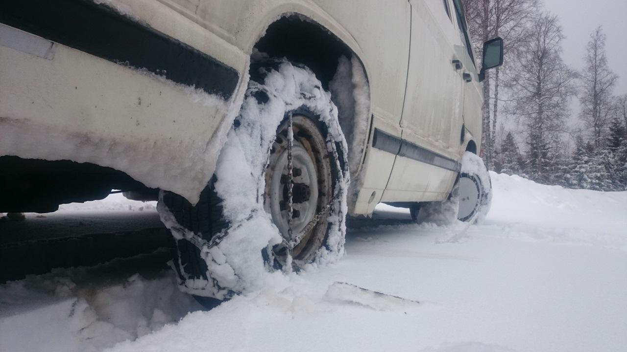 Schneeketten VW T3