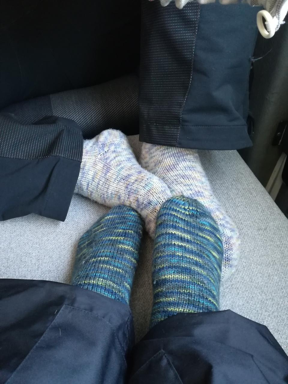 Wollsocken Vanlife