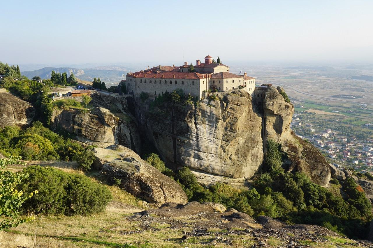 Kloster Agios Stéfanos