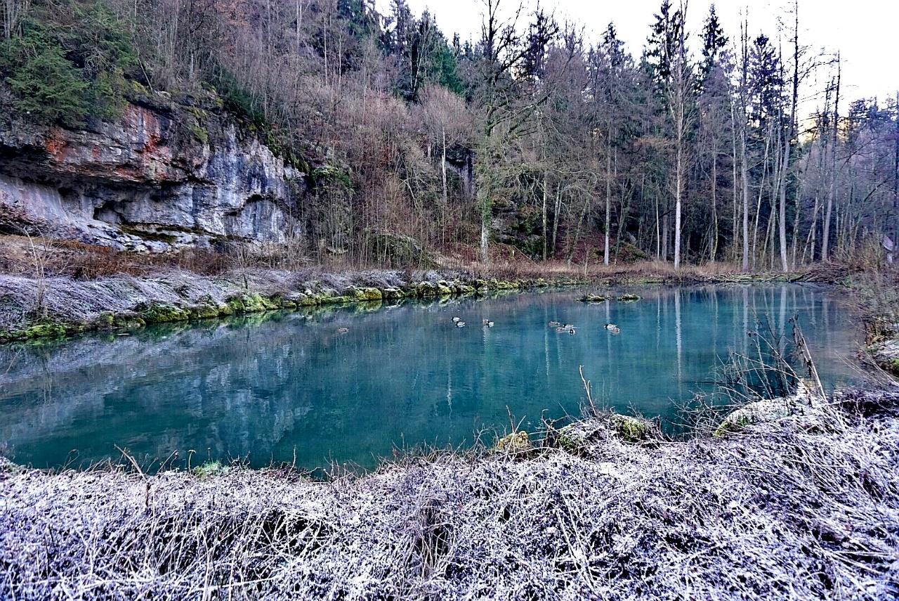 Felsengarten Klumpertal – Unterwegs in der Fränkischen Schweiz