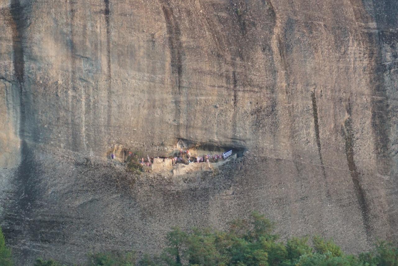höhle Meteora
