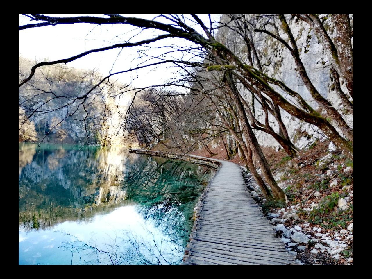 Plitvicer Seen Stege