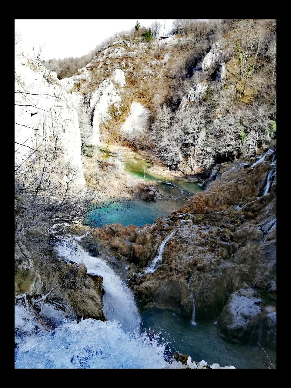 Plitvicer Seen Wasserfälle