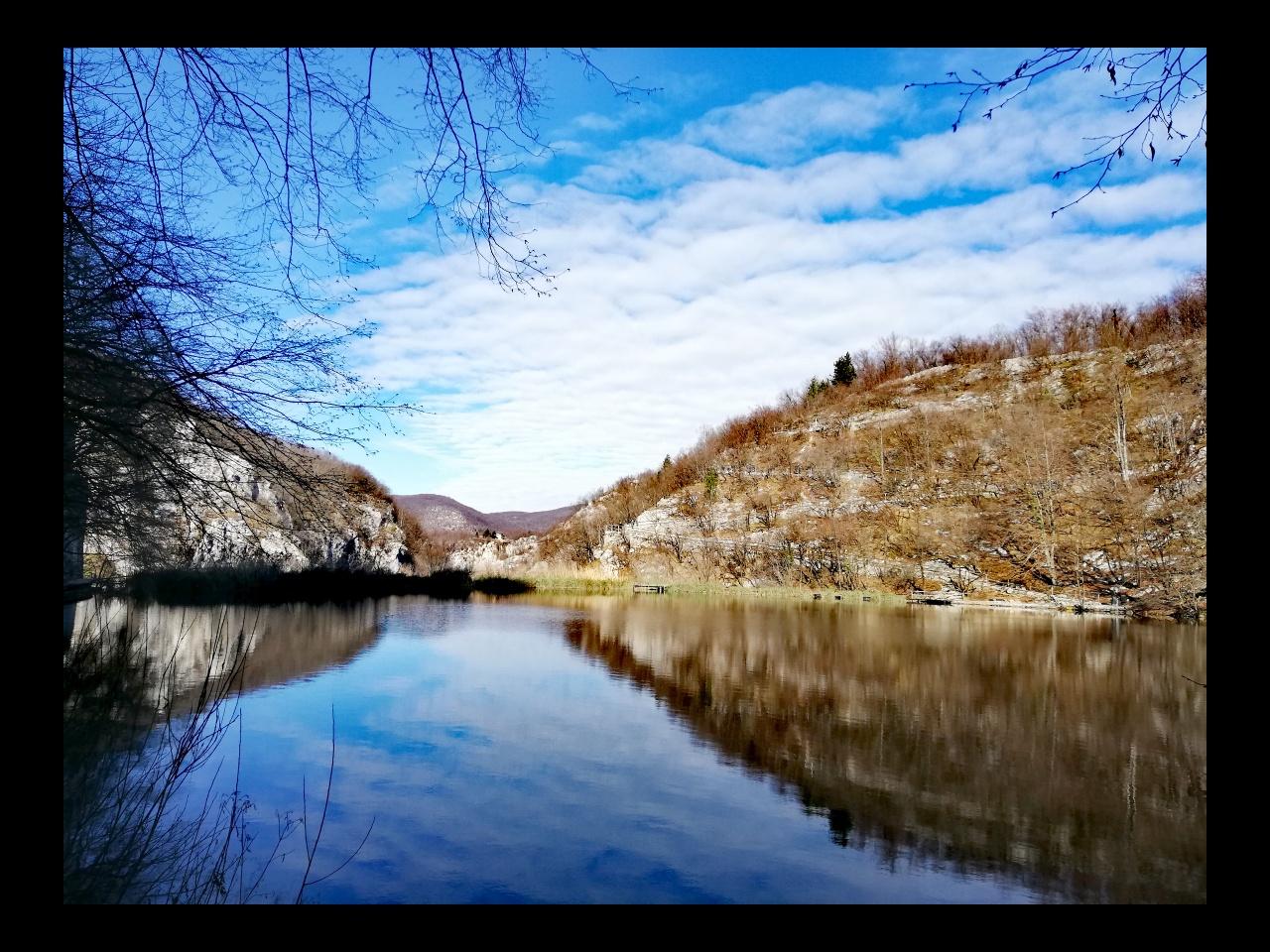 unterer See Plitvice Nationalpark